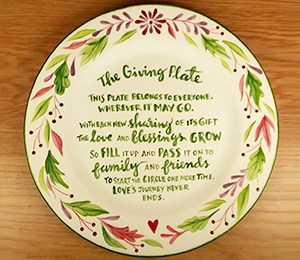 Naperville The Giving Plate