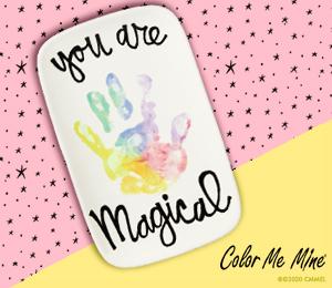 Naperville Rainbow Handprint