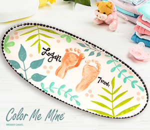 Naperville Tropical Baby Tray