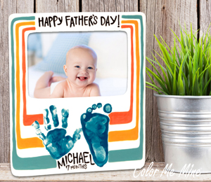 Naperville Father's Day Frame