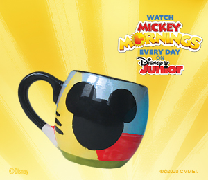Naperville Mickey's Bubble Mug