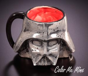 Naperville Darth Vader Mug