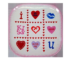 Naperville Valentine's Tic Tac Toe
