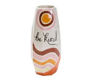 Naperville Be Kind Vase