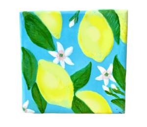 Naperville Lemon Square Tile