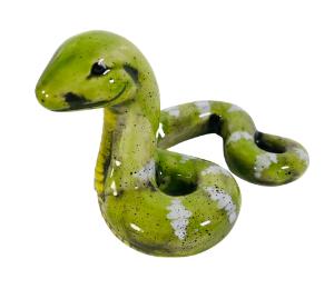 Naperville Tree Boa Figurine