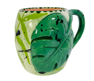 Naperville Monstera Mug