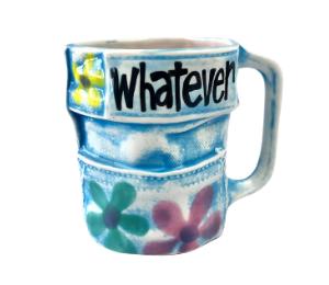 Naperville Whatever Daisy Mug